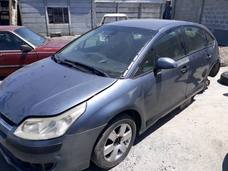 CITROEN C4 1.6 HDI 2008 BREAKING UP FOR SPARES