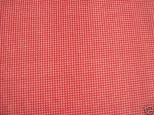 """Concord House /""""Quilters Helpers/"""" Plaid Fabric Cotton"""
