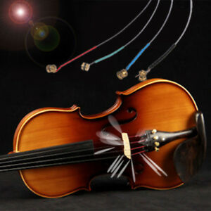 Vollen-Satz-Violine-Geige-4-Stueck-String-Ersatz-fuer-3-4-amp-4-4-Violine-Teile