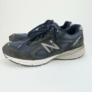 New-Balance-M990NV4-990v4-Men-039-s-Running-Shoes-Size-14-D-US-Blue