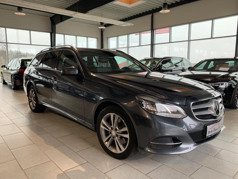 Mercedes E250 2,2 BlueTEC Avantgarde stc. aut. 4Matic