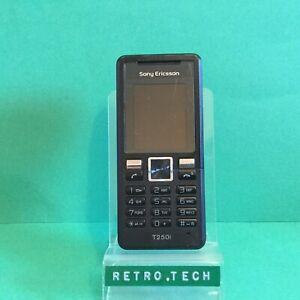 Sony Ericsson T250i Téléphone Mobile-Débloqué
