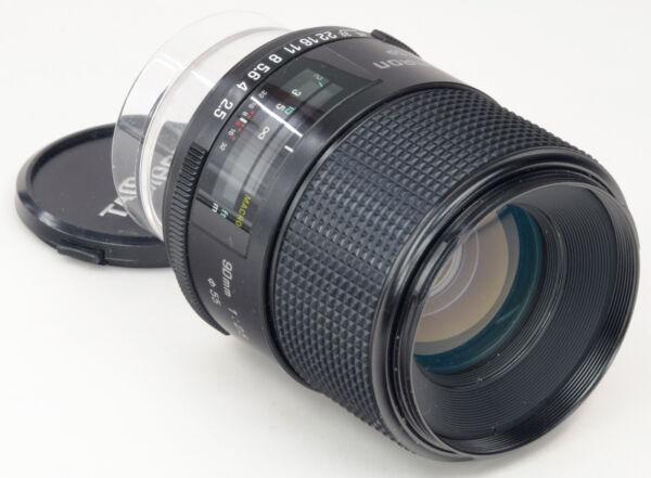 Capable Tamron Sp 90 Mm 2.5 Macro-adaptall Ii - (52bb)