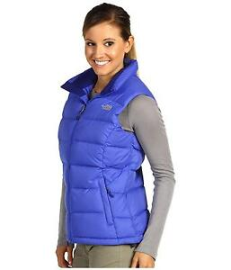 THE NORTH FACE WOMENS NUPTSE 2 VEST 700 FILL DOWN JACKET VIBRANT ... 93faa92b6