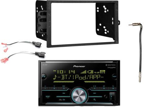 Speaker Connector Bluetooth SiriusXM Ready Receiver Antenna Adapter Dash Kit