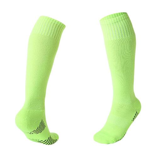 Kids Sport Football Soccer Long Socks Knee High Basketball Baseball Hockey New