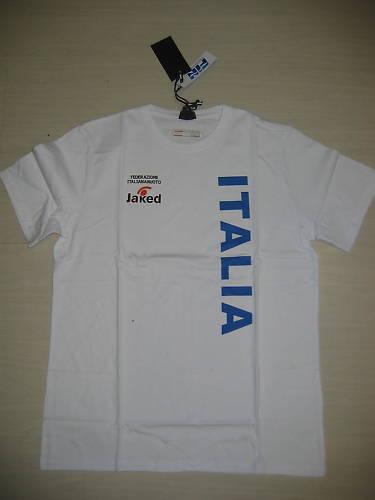 10000 SIZE XXS JAKED FROM FÉDÉRATION SWIMMING ITALY T-SHIRT PRO UNISEX