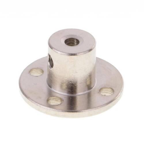 Flansch Kupplung Adapter Verbinder Welle Motor Motorwelle 4//5//6,35//8//10//12//14mm