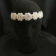 Bridal Headband, Crystal Rhinestone Headband,Tiara, Bridal Hair Accessories Halo