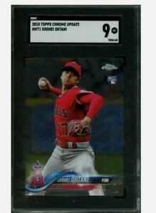 2018-Topps-Chrome-Update-SHOHEI-OHTANI-PSA-9-Mint-Rookie-Card-RC-HMT1-ANGELS