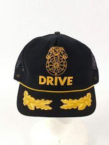 430d9ada8da32 Image is loading Vintage-Union-Worker-Trucker-Hat-Adjustable-Snapback-Horse-