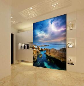 3D-Deep-sea-stones-1A-WallPaper-Murals-Wall-Print-Decal-Wall-Deco-AJ-WALLPAPER