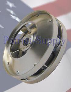 """Bell & Gossett 118665 Steel Impeller 3-1/2"""" Diameter Used on Obsolete 1"""" Series"""