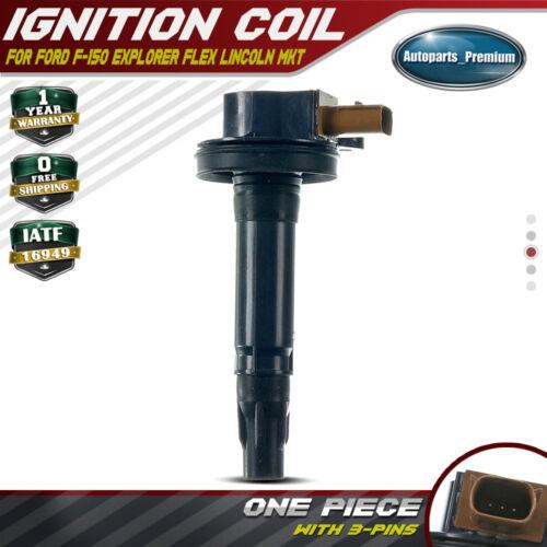 Ignition Coil for 11-17 Ford Explorer F-150 Lincoln MKS Navigator V6 3.5L UF-646