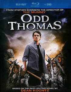 Odd-Thomas-Blu-ray-DVD-2014-2-Disc-Set-NEW-Factory-Sealed-Free-Shipping