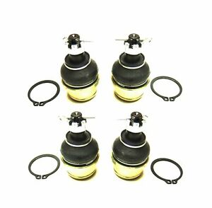 Set-of-Upper-amp-Lower-Ball-Joints-1998-2004-Honda-Foreman-450-4x4
