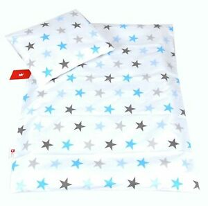 2PC CRIB COT BED BABY BEDDING SET PILLOWCASE /& DUVET COVER COT
