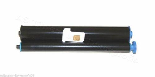 Inkfilm Faxgerät für Philips Magic 3 Voice Dect SMS PFA331schwarz TTR Faxrolle k