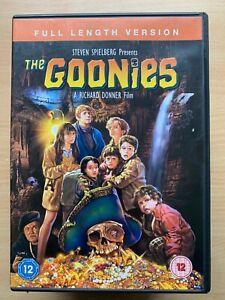 Los-Goonies-DVD-1985-Familia-Aventura-Pelicula-Clasica-sin-Cortar-Version