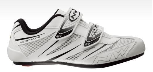 shoes Northwave Corsa Mod.JET PRO color White SHOES NORTHWAVE JET PRO WHITE