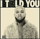 I Told You 0602547943880 by Tory Lanez CD