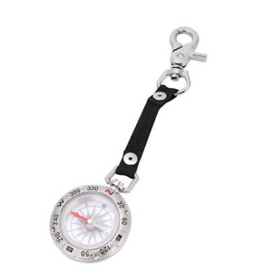 30mm Mini Compass Camping Hiking Outdoor Travel Navigation Wild Survival Tool~JP