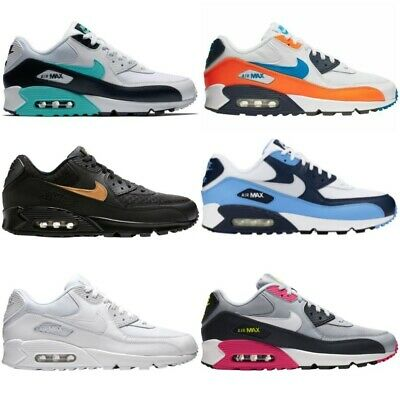 New Hommes Nike Air Max 90 Essentiel Baskets Chaussures Casual Athletic Taille 8 13   eBay