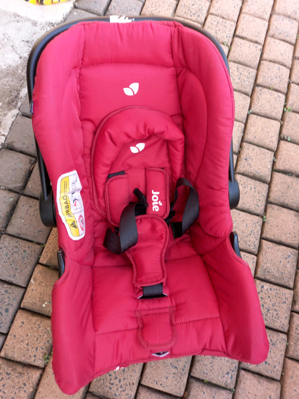 Joie Baby Stroller and Car Seat