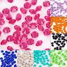 2000PCS&4.5mm 1/3ct CRYSTALS Diamond Table Confetti Decoration Party Wedding