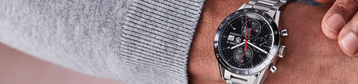 Tag Heuer Up to 40% Off