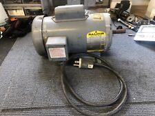 Baldor Electric L3504m Industrial Motor Rpm 1725 12 Hp General Purpose