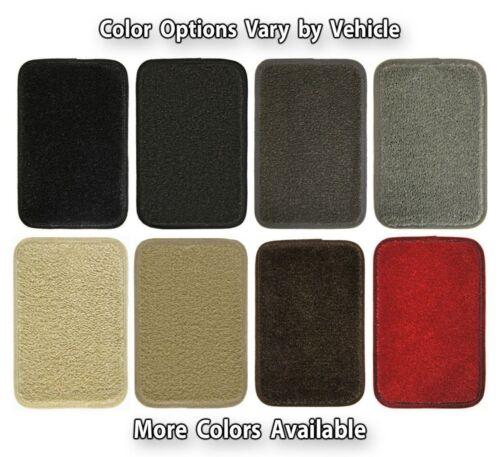 Choose Color /& Logo Ultimats 4pc Carpet Floor Mats for GM Vehicles