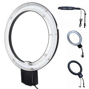 Continuous Fluorescent Photo Studio Macro Ring Lamp Day Light ...
