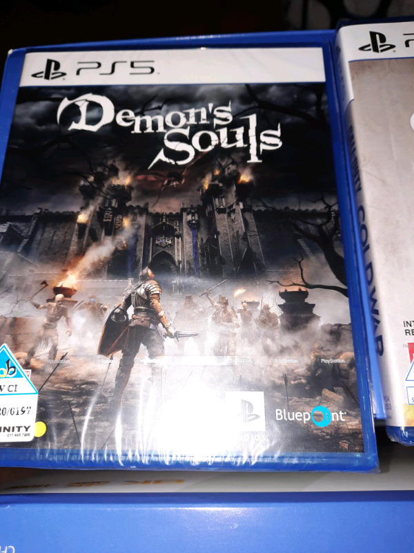 Brand New: Demon's Souls (PS5 Game)