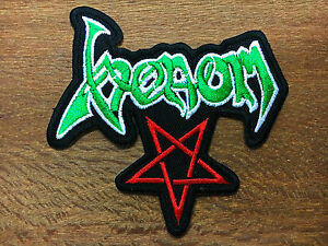 Venom-Rock-Band-Sew-Iron-On-Patch-Heavy-Metal-Logo-Music-Embroidered-Cap-Jacket