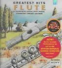 Flute Greatest Hits Various Artists Audio CD