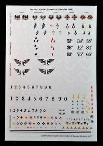 Imperial-Knight-Titan-Armiger-Transfer-Sheet-Warhammer-Decals-Warglaive-Helverin