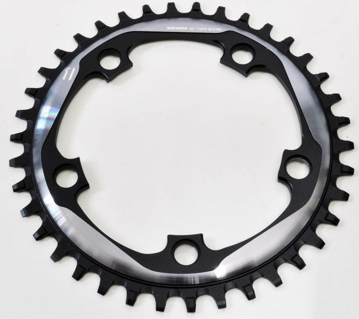 SRAM FORCE 1 CX1 CycleCross X-Sync Narrow Wide Chainring 38T 10 11 Spd BCD 110mm