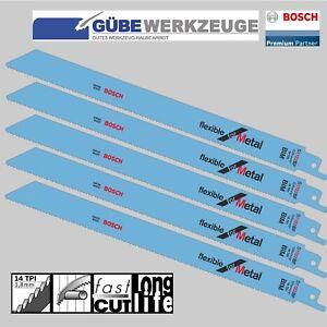 Säbelsägeblatt BI-Metal Für Metall  225 Mm Sägeblätter Flexibel  Schneiden