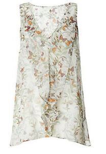 ee0ca0a6397 Image is loading New-Monsoon-size-8-18-Butterfly-Print-Frill-