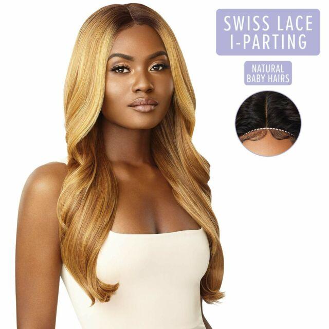 Outre Swiss Lace Front Wig - PHOENIX