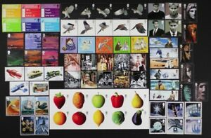 GR. BRITAIN 2003 Complete Commemorative Year Set Collection 79 stamps Mint NH
