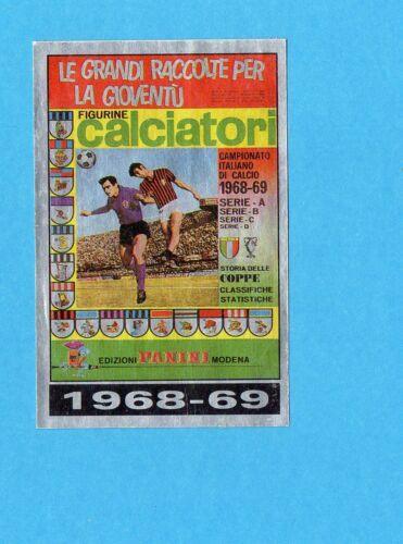 FIGURINA n.308 RIPRODUZIONE DI COPERTINA PANINI CALCIATORI 1985//86 Rec