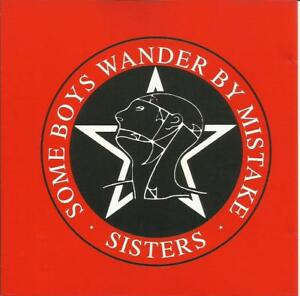 SISTERS OF MERCY - SOME BOYS WONDER BY MISTAKE - Italia - SISTERS OF MERCY - SOME BOYS WONDER BY MISTAKE - Italia