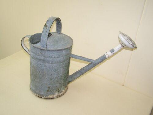 alte gießkanne zink kanne mit tülle, pflanzkübel | eBay