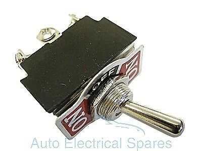 CLASSIC CAR toggle switch 3 position 6 terminals ON-OFF-ON DOUBLE POLL