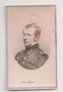 Vintage-CDV-Joseph-Hooker-Union-General-American-Civil-War