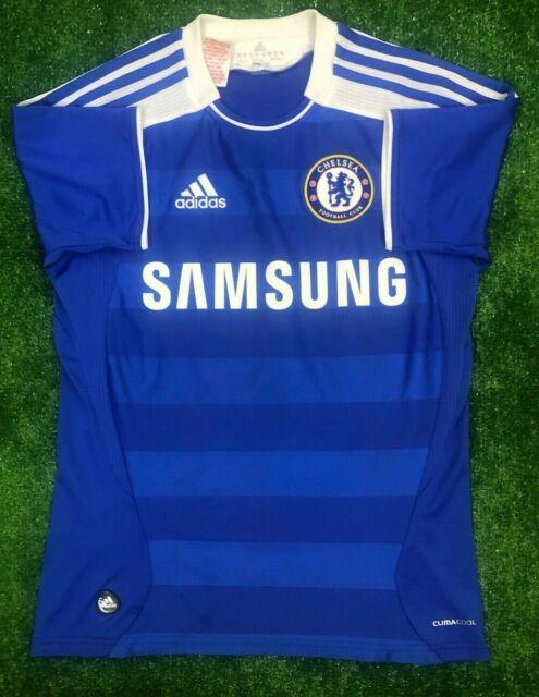 Chelsea Jersey Large 2011 2012 Home Shirt V13927 Soccer Football adidas