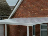 Evolution Canopy 2100mm Project Width 2500mm In White