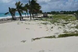 3 Lotes en venta en Isla Blanca, con playa